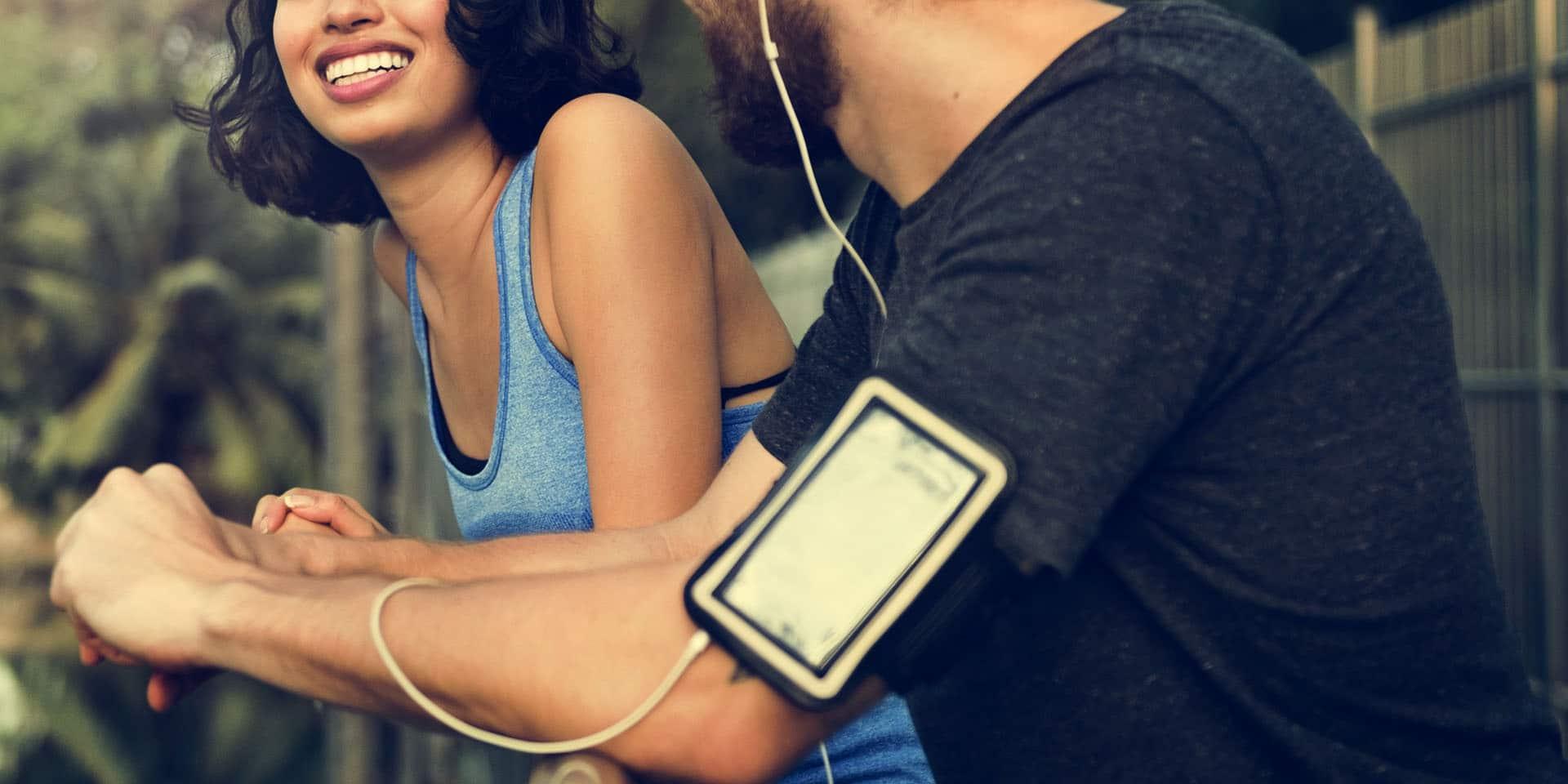 Sport e tecnologia: perché utilizzarla quando si corre