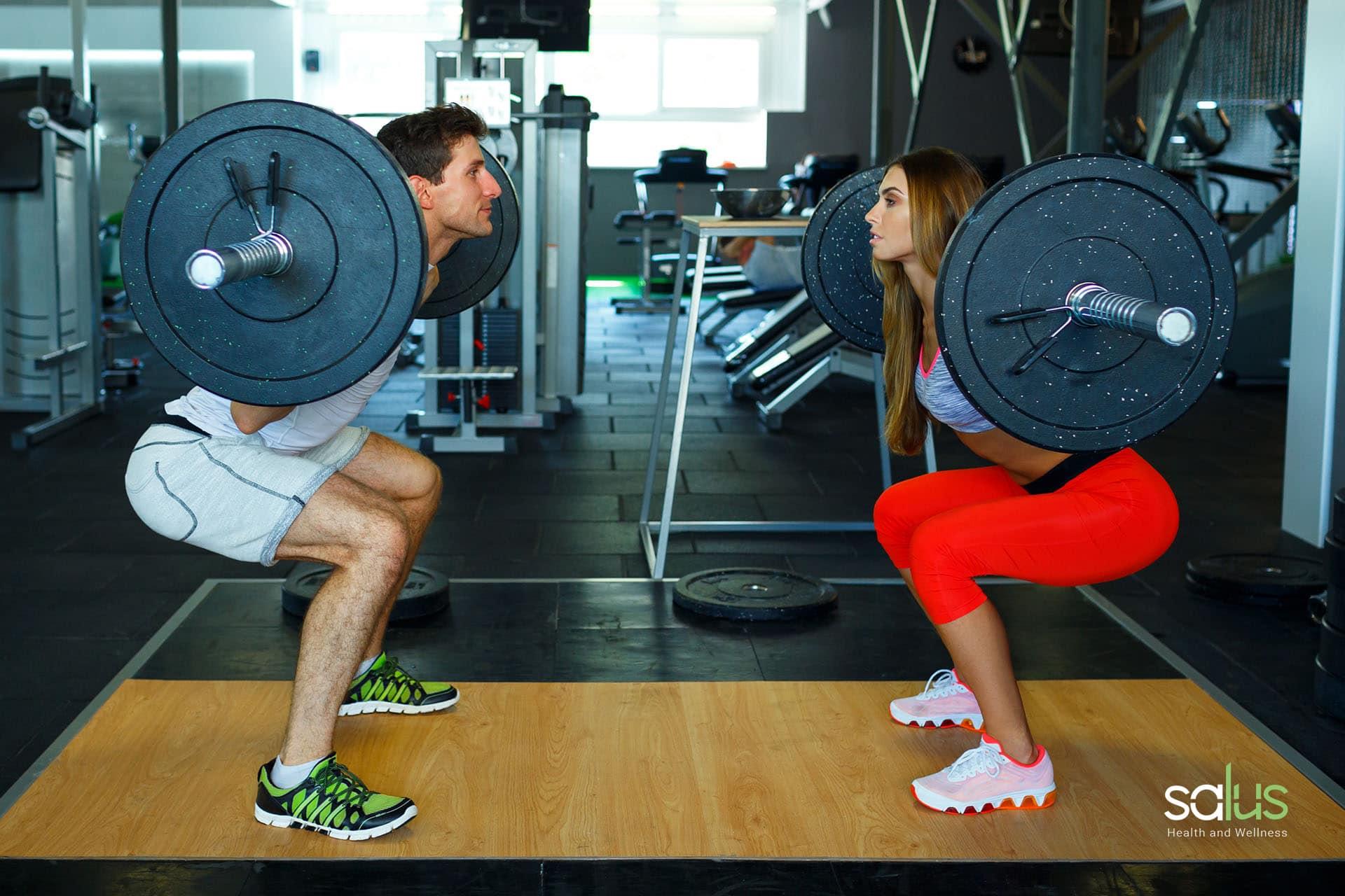 Salus blog - Vantaggi fare sport in coppia