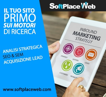 Webmarketing, SEO e SEM - Softplaceweb