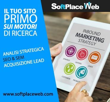 Webmarketing, SEO e SEM - Softplaceweb