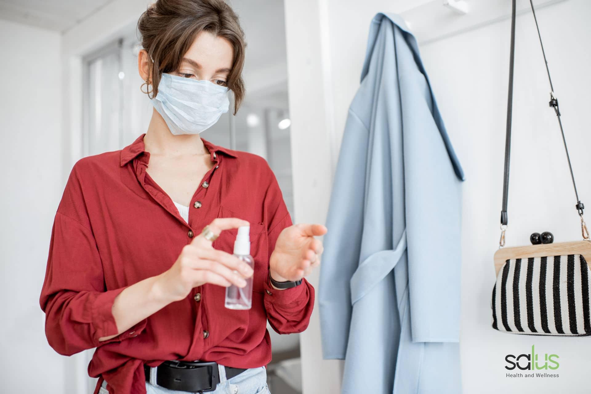 Salus Blog Come utilizzare correttamente mascherine quali sono accorgimenti da adottare