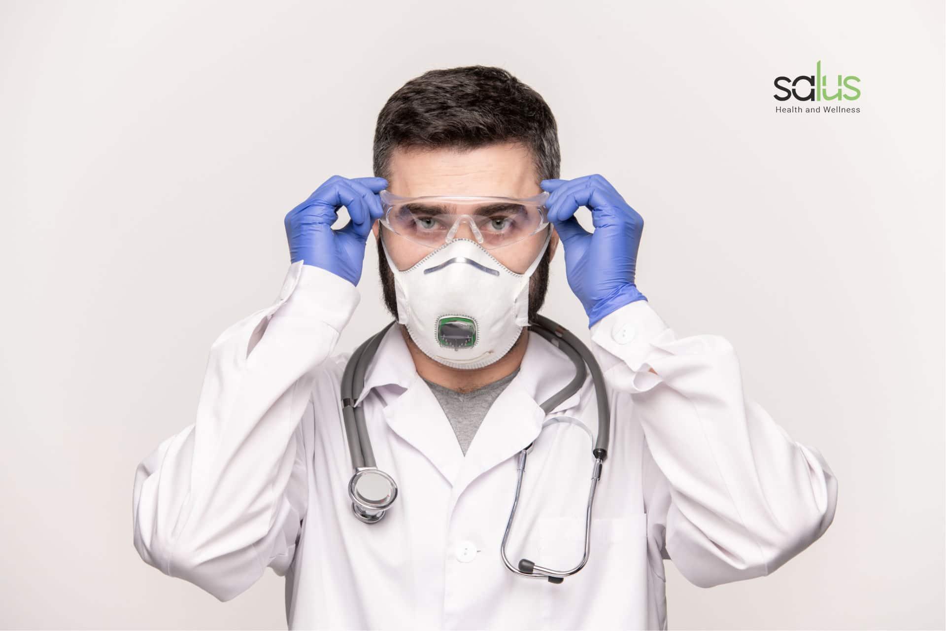 Salus Blog Polimask progetto lombardia e politecnico di Milano per mascherine anti covid 19