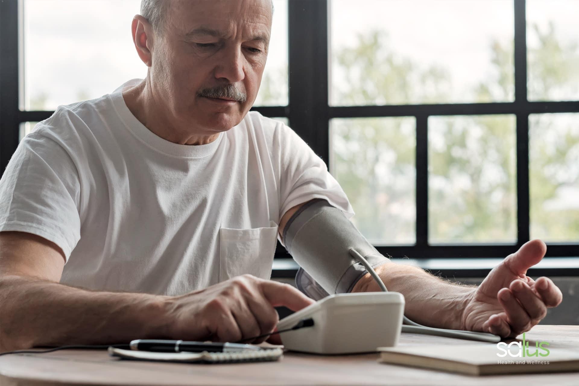 Salus blog L'ipertensione aumenta con l'età