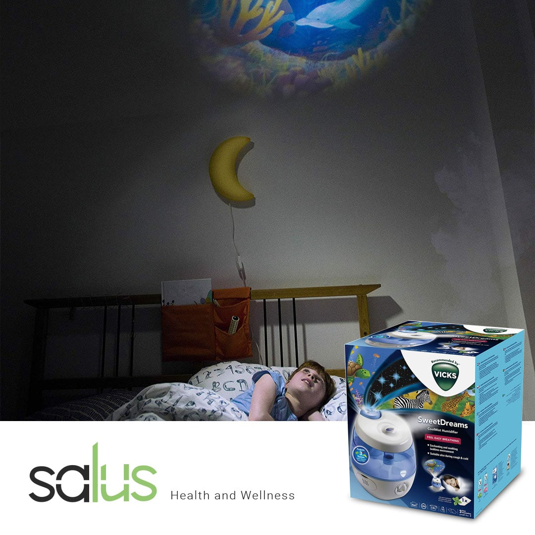 Salus Shop Sweedreams Umidificatore