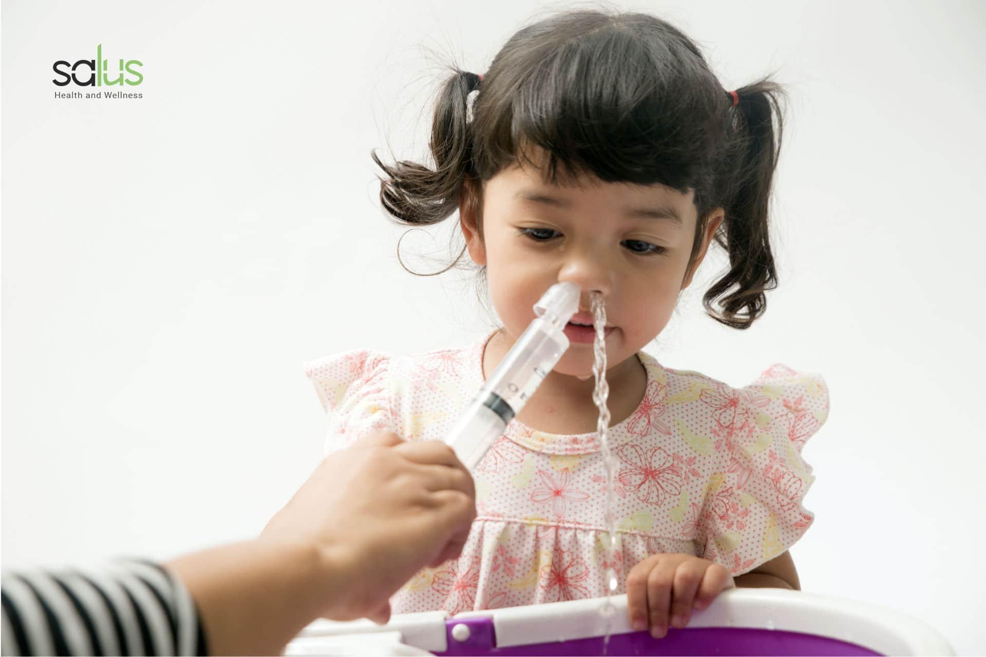 Salus Blog Lavaggi Nasali Neonato Come Farli Correttamente