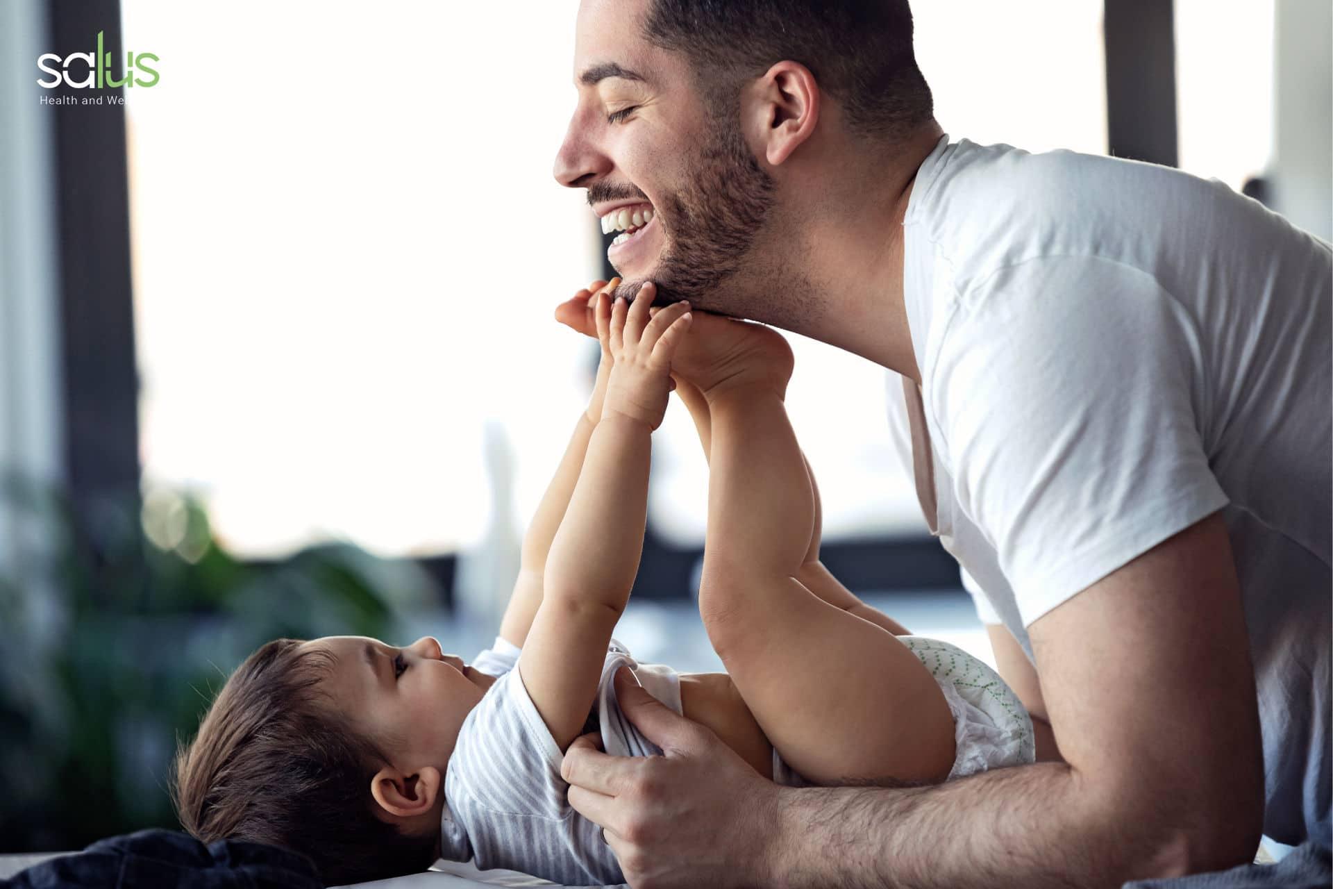 salus-blog-come-affrontare-dermatite-atopica-nei-bambini