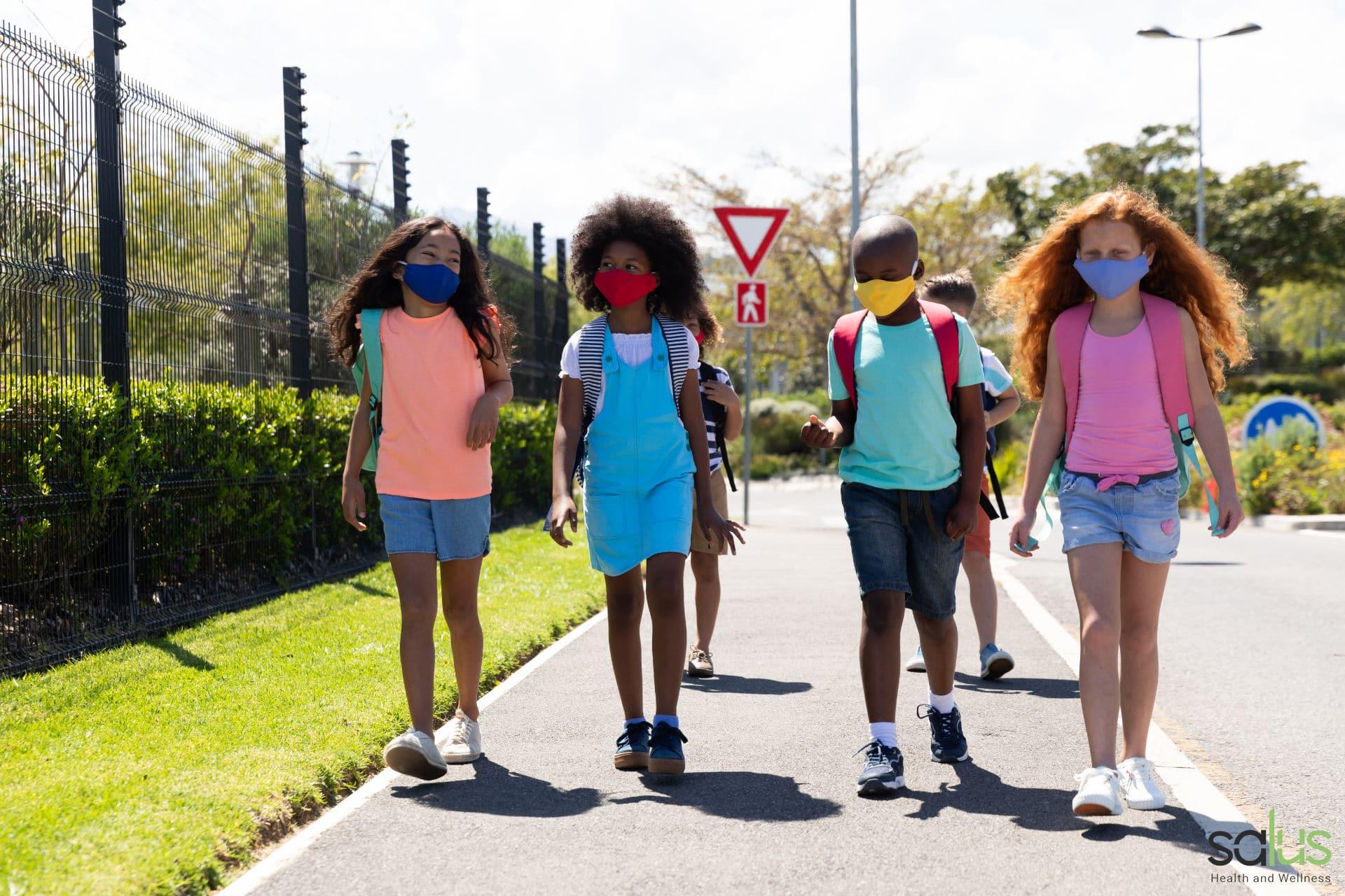 salus-blog-come-fare-indossare-mascherine-ai-bambini