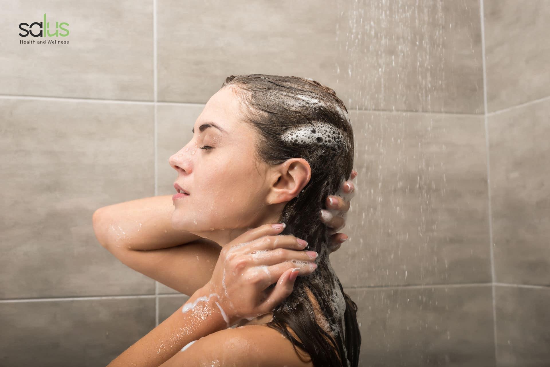 Salus Blog-shampoo vegano per cura dei capelli