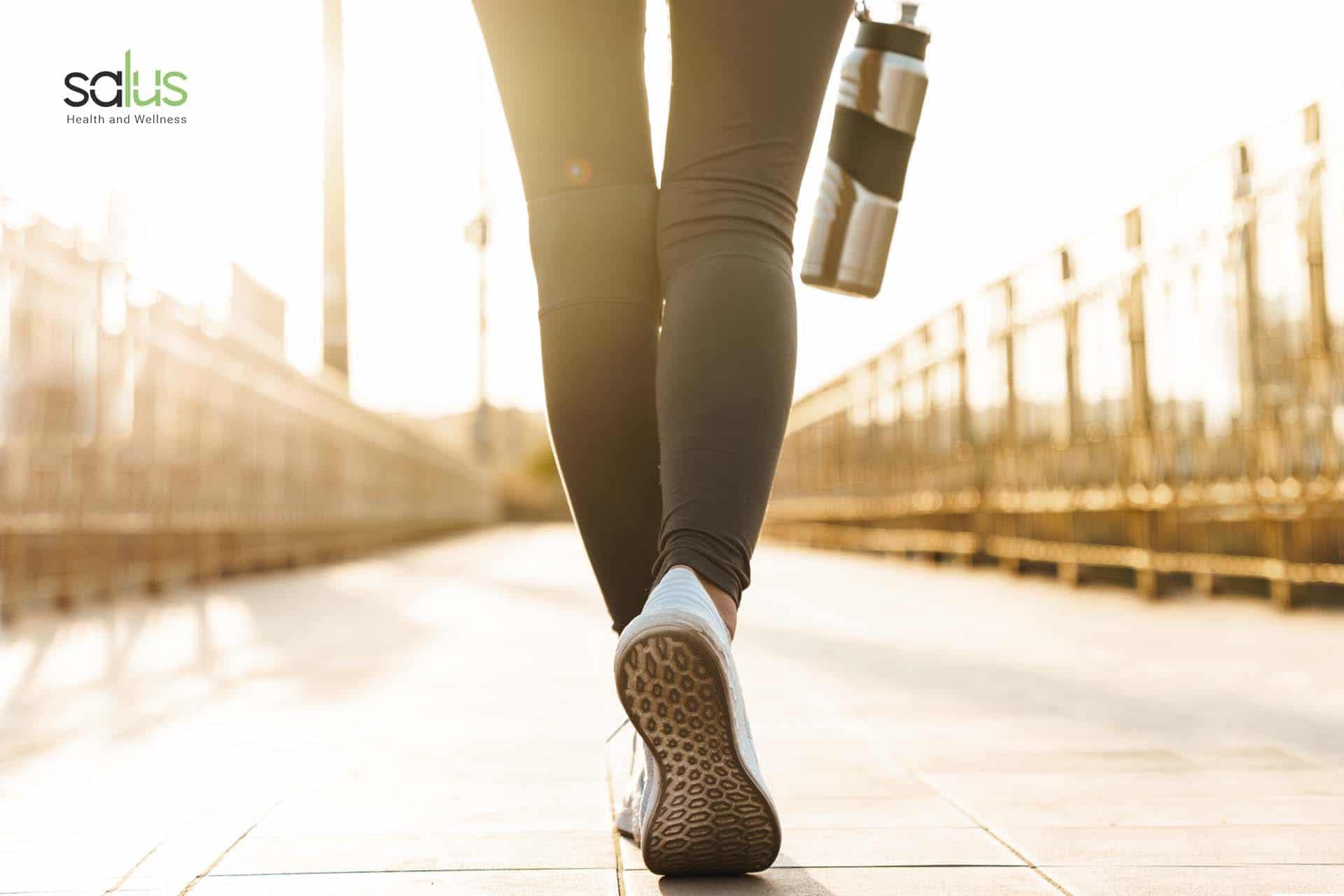 Dimagrire camminando: i consigli