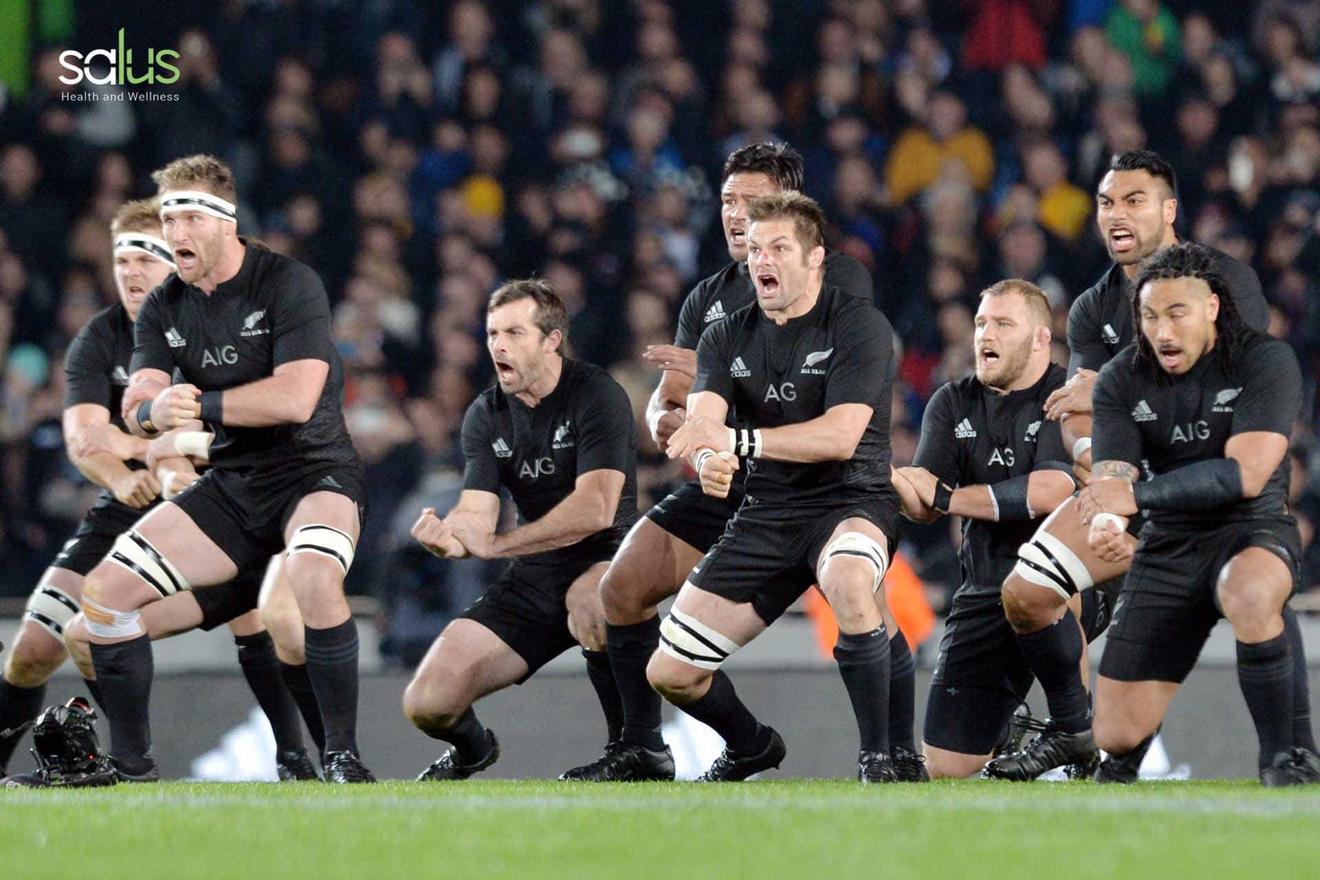 Salus blog - Danza All blacks