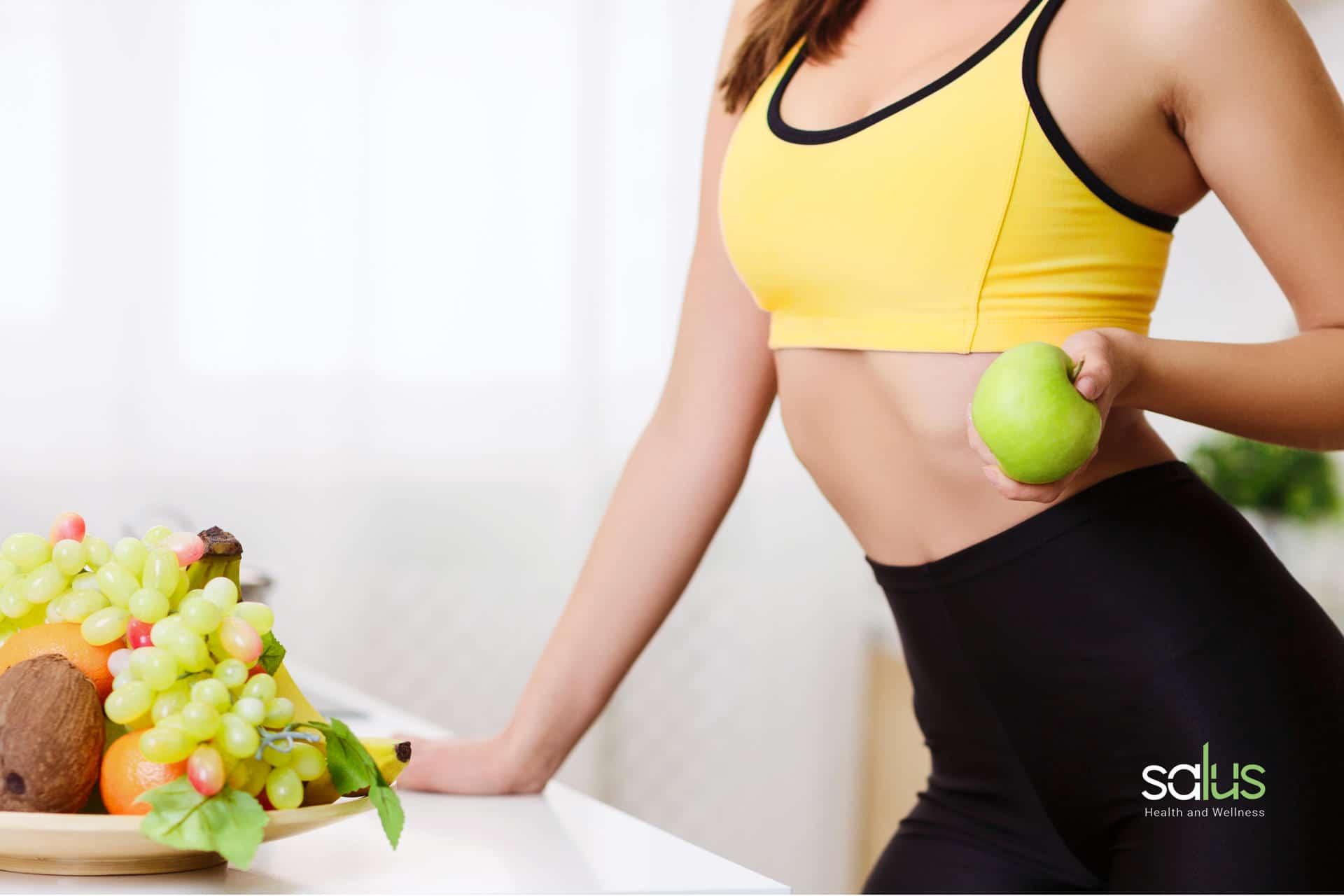 Salus blog - colazione dello sportivo alimenti da scegliere