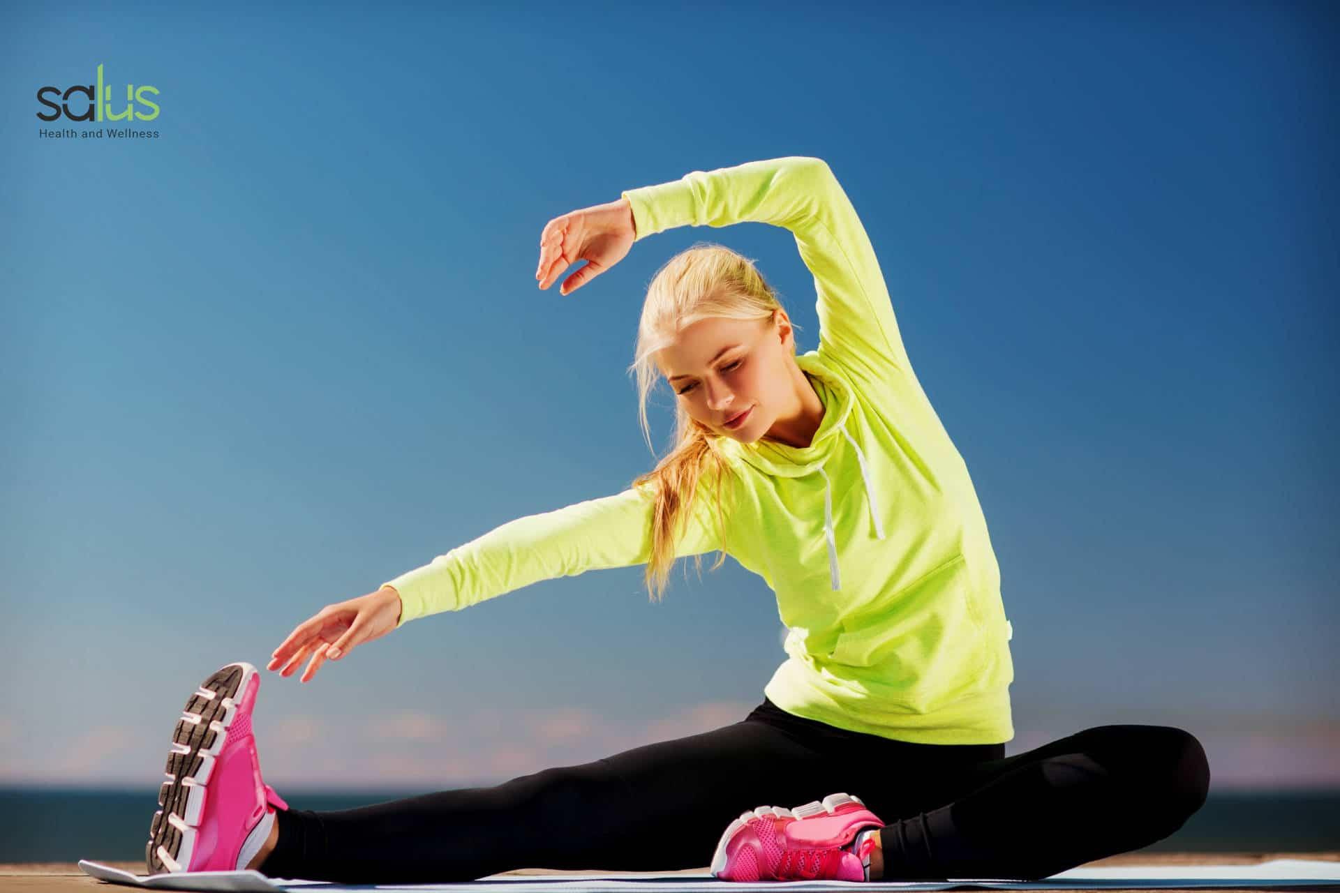 Salus blog - esercizi per combattere la cellulite