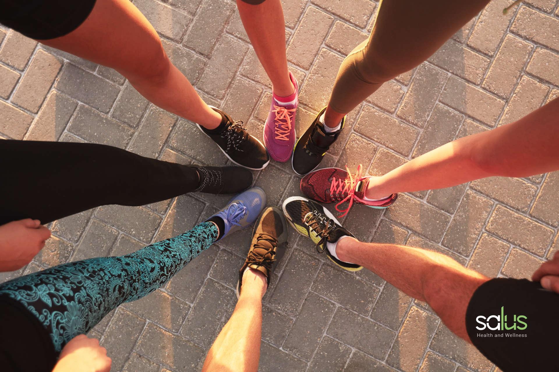 Salus blog - polpacci snelli e muscolosi