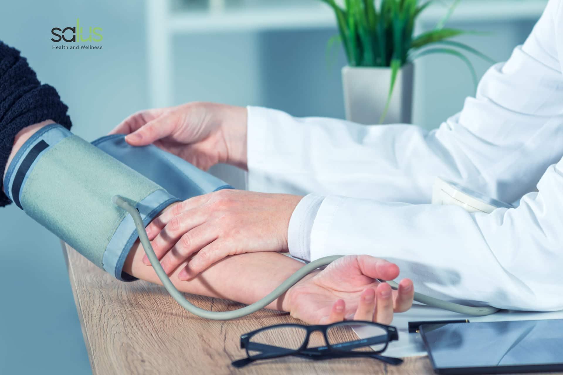 Salus Blog - Calo di pressione sintomi e rimedi