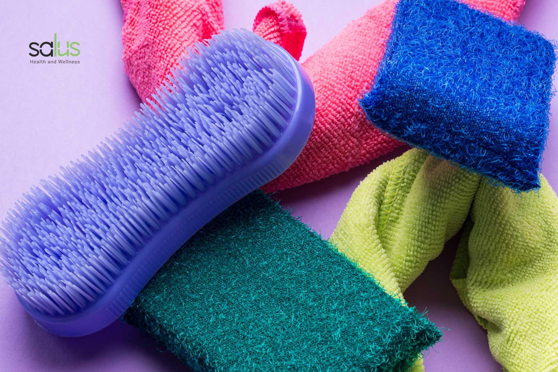 Salus Blog - Come disinfettare al meglio le superfici
