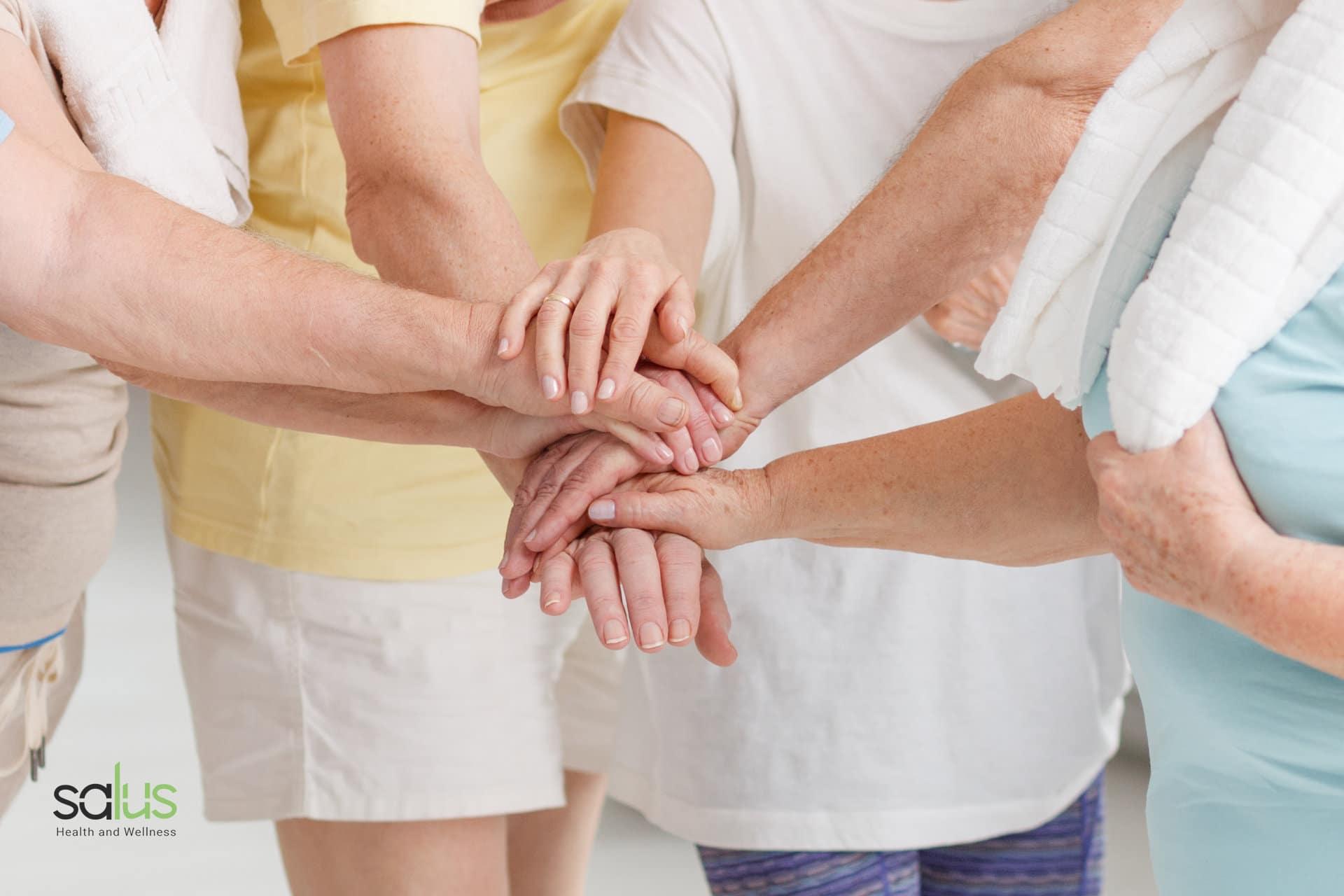Salus Blog - Mantenersi in forma a 60 anni