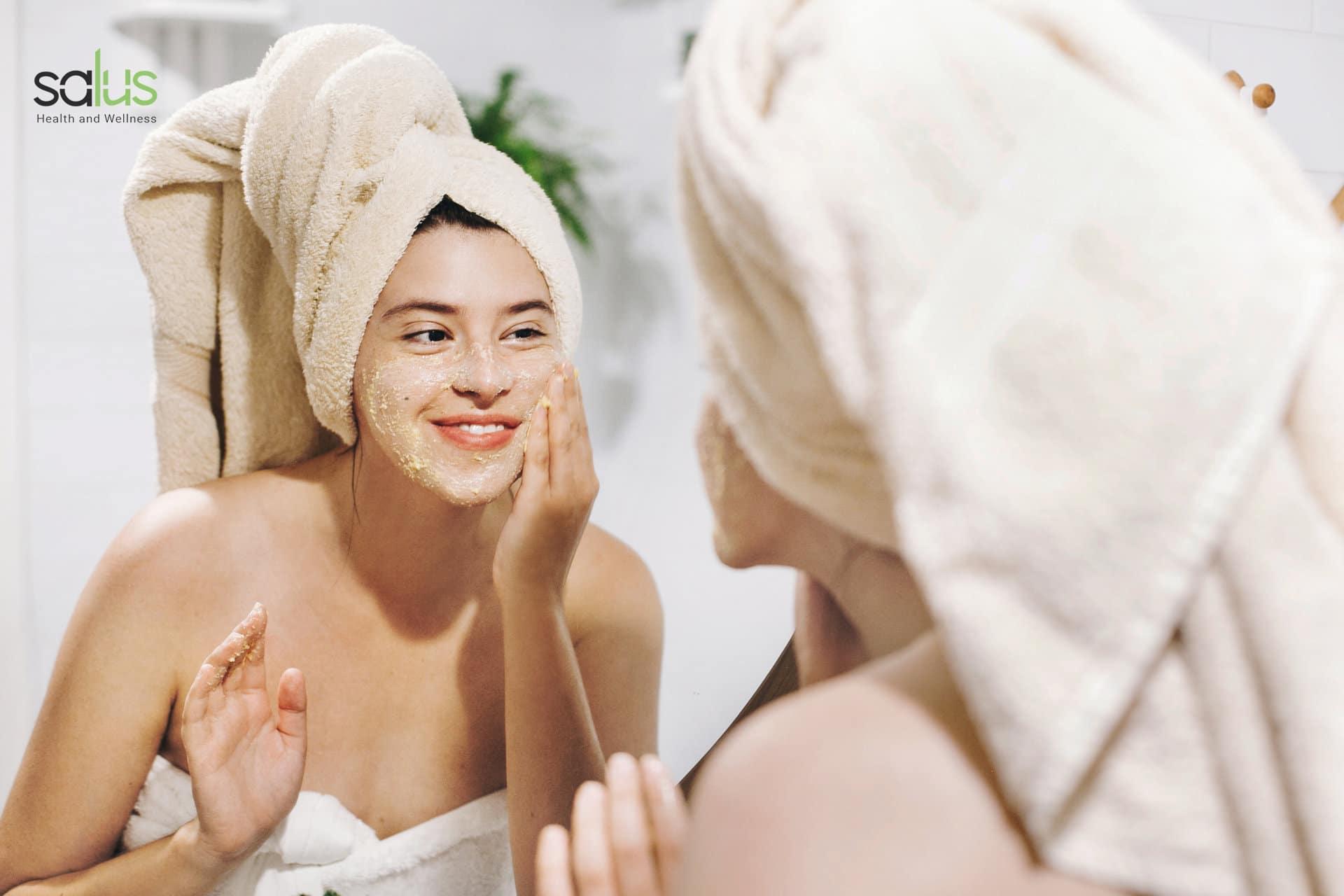 Salus Blog acne da mascherina