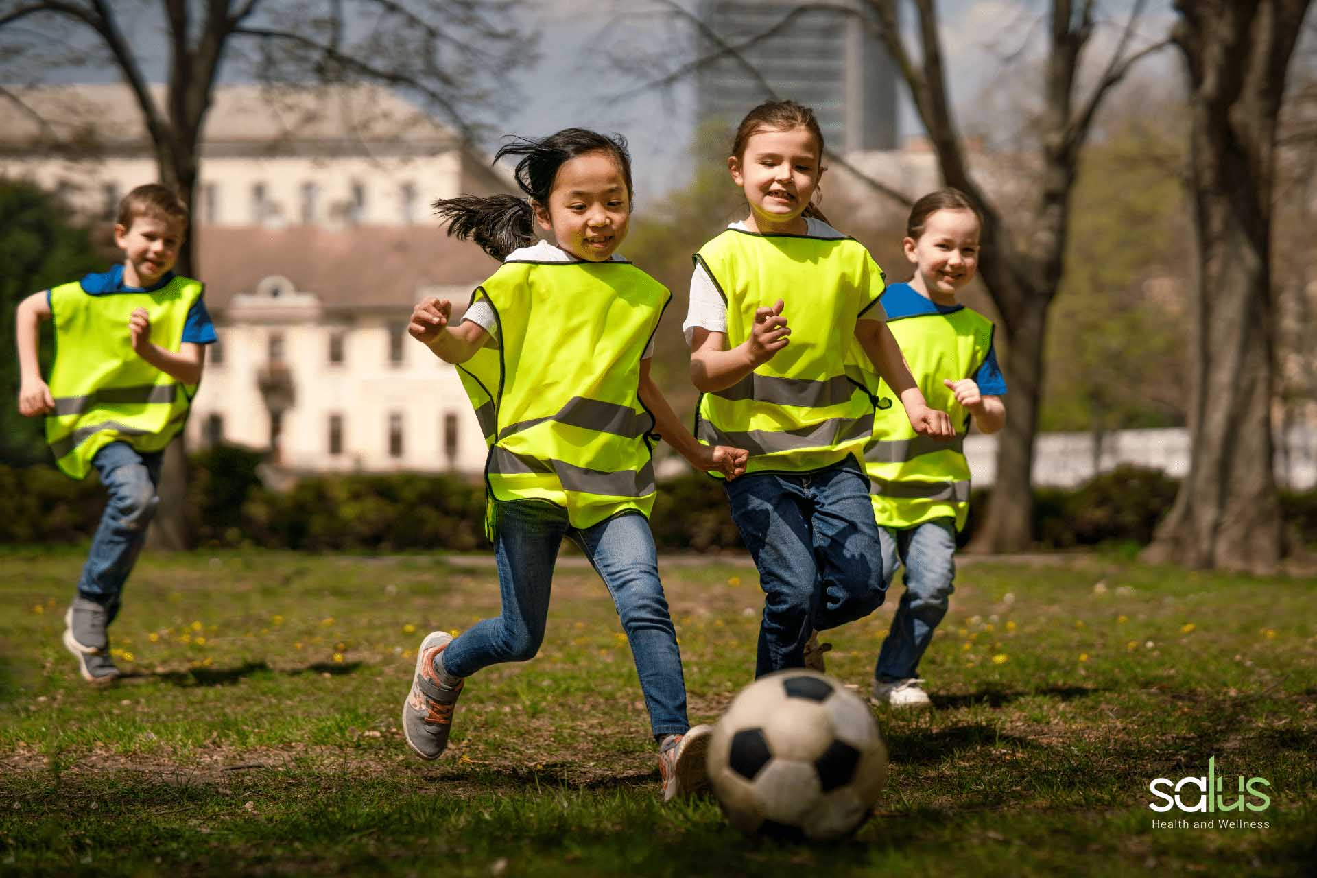 Salus Blog - Sport attività educativa