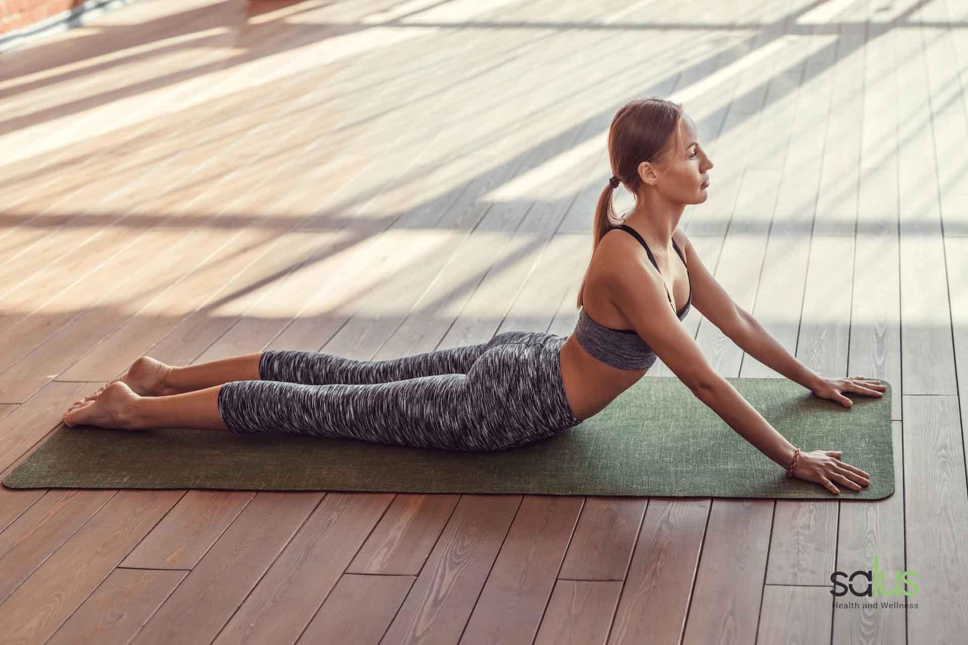 Salus Blog - yoga e pilates