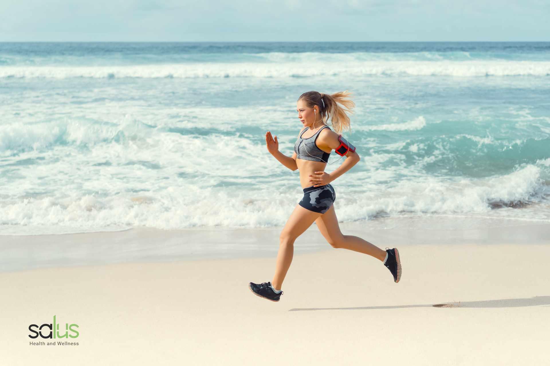 Salus Blog - Ansia e sport