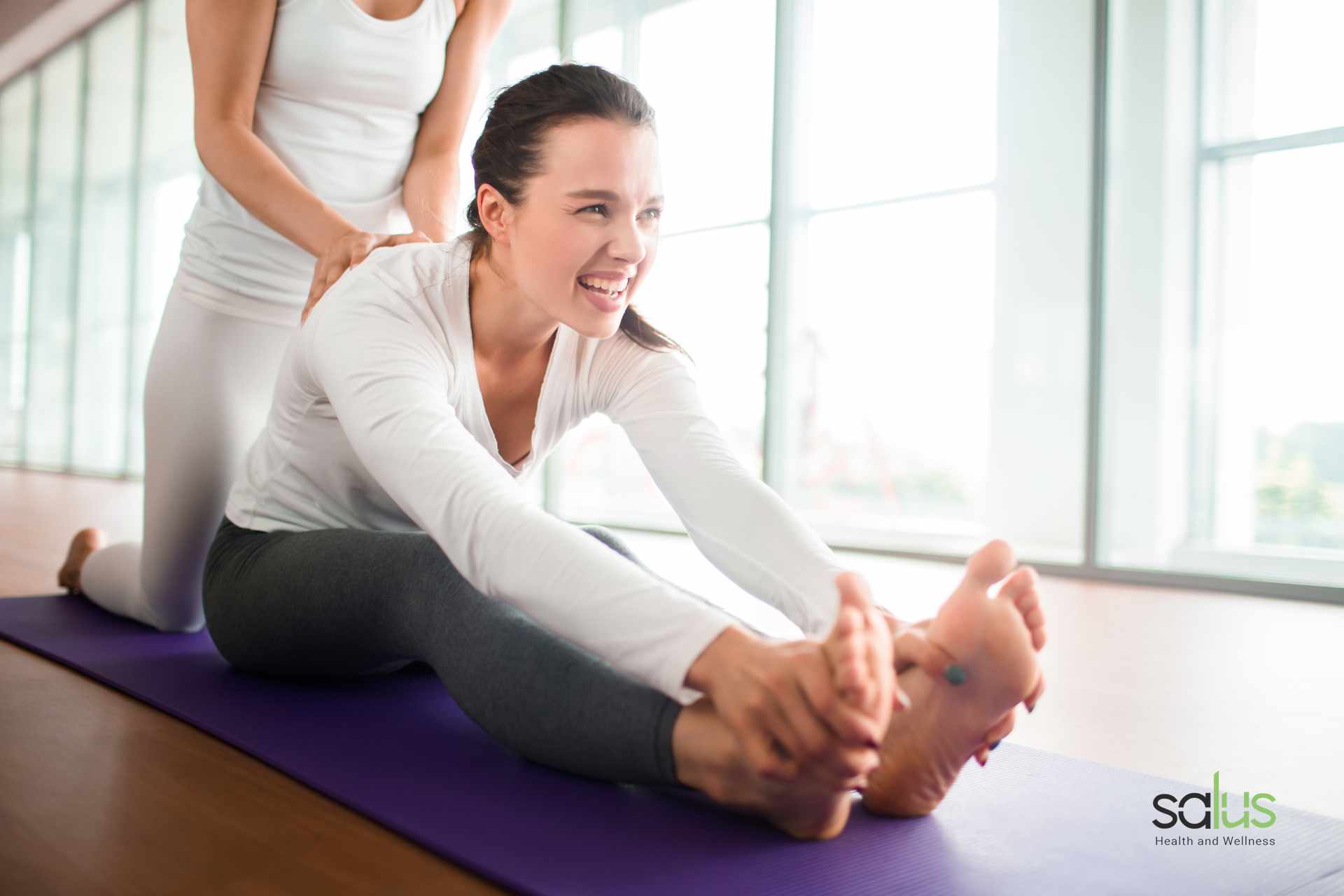 Salus Blog - ginnastica posturale