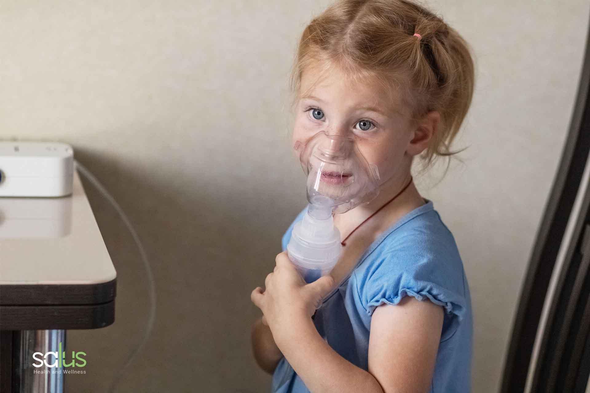 Salus Blog - tosse secca nei bambini
