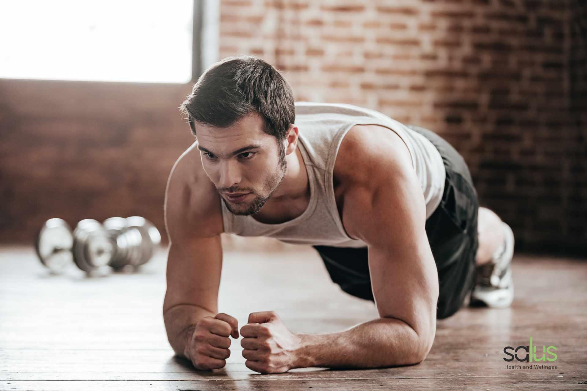 Salus Blog - allenare muscoli schiena