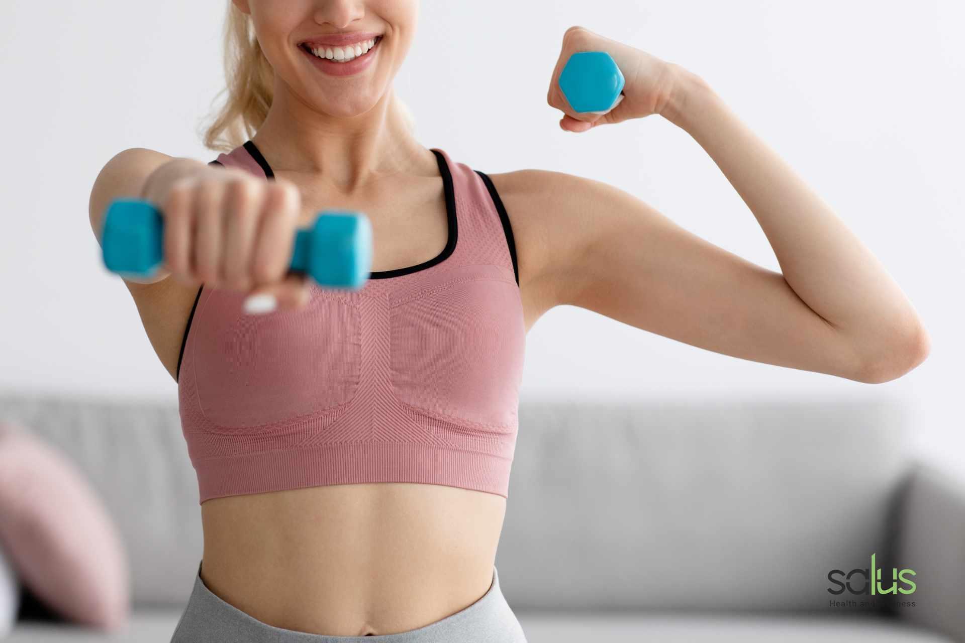 Salus Blog - evitare ipertrofia muscolare