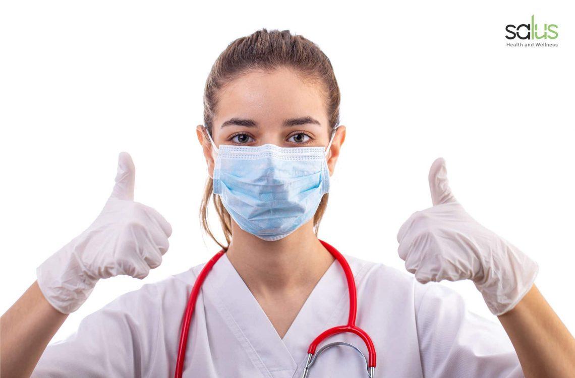 Salus Blog Come utilizzare correttamente mascherine chirurgiche