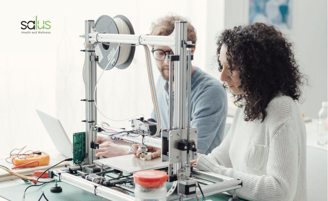 Salus Blog Mascherine 3D la svolta della tecnologia 3D contro il covid-19