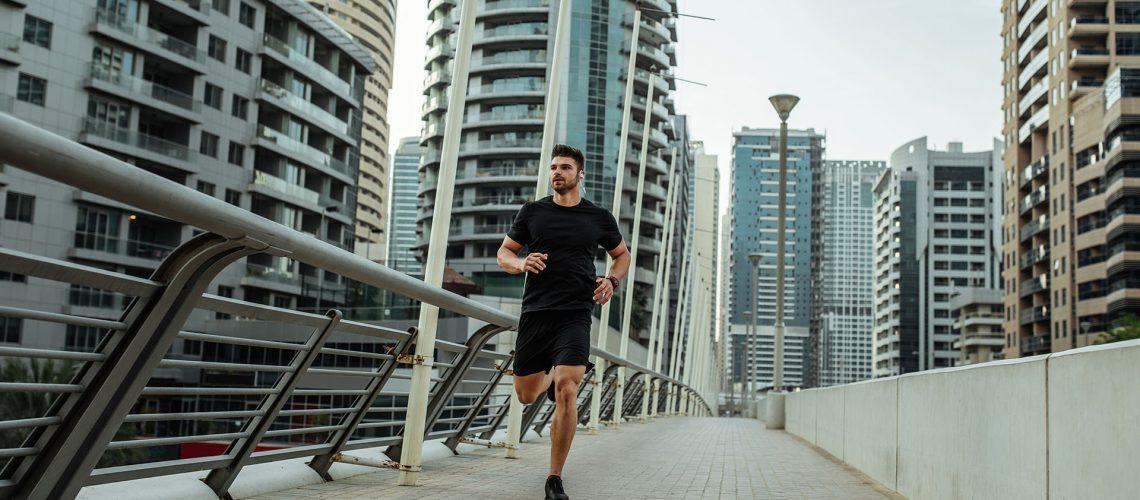 Salus blog - Correre in città fa male?