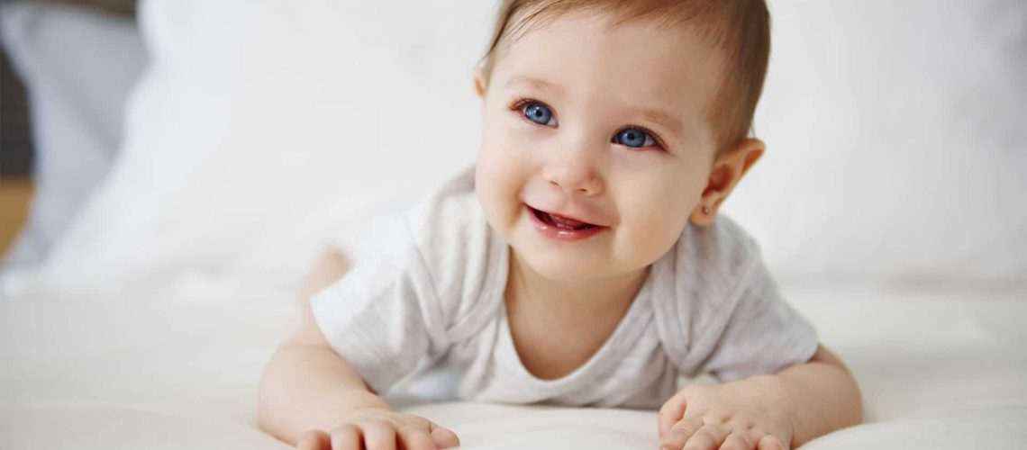 Salus blog - Come alleviare i disturbi della dentizione nei bambini